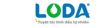 logo tinh dầu loda